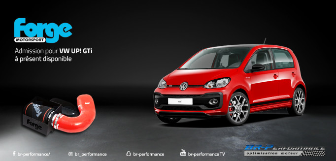 [VW Up GTI] Admission d'air disponible ...