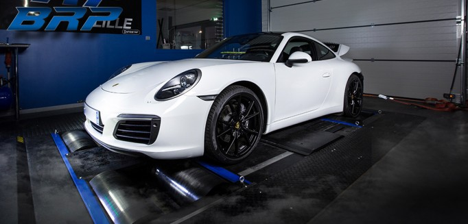PORSCHE 991 3.0 Turbo Carrera 370hp (Stage 2)