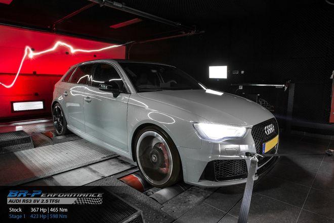 Audi Rs3 8v Mk1 Rs3 2 5 Tfsi Stage 1 Br Performance Motor