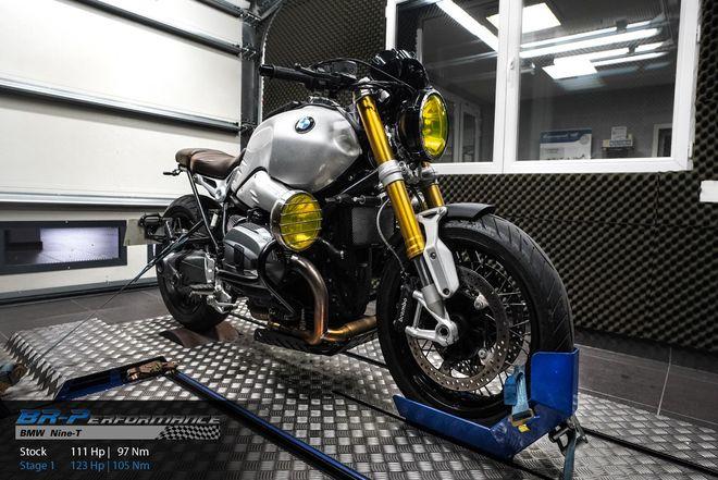 BMW R Nine T stage 1 - BR-Performance - Motor optimisation