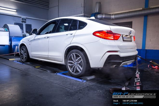 bmw x4 f26 xdrive 20i stage 1 br performance. Black Bedroom Furniture Sets. Home Design Ideas